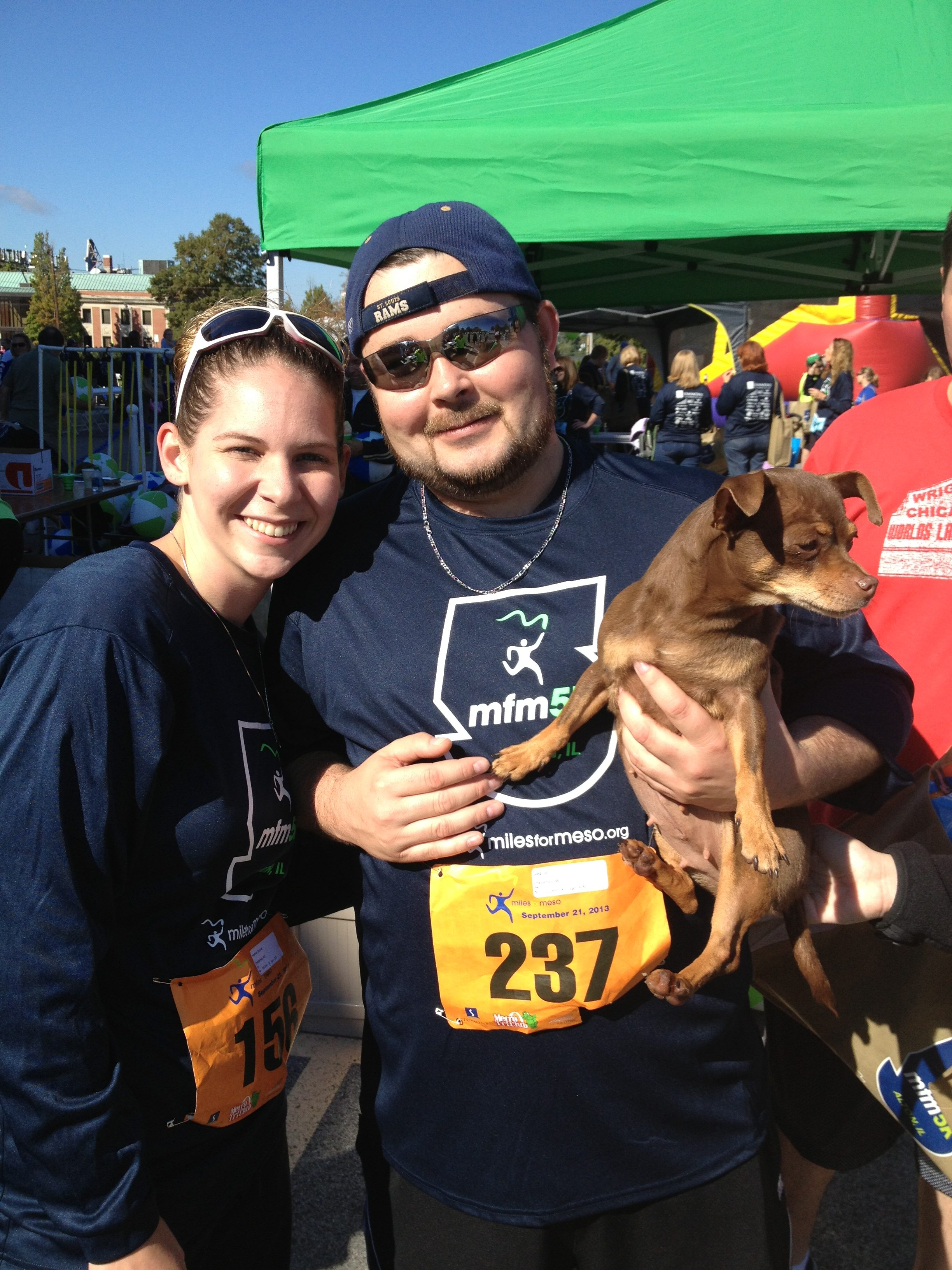 Miles for Mesothelioma Run and Walk