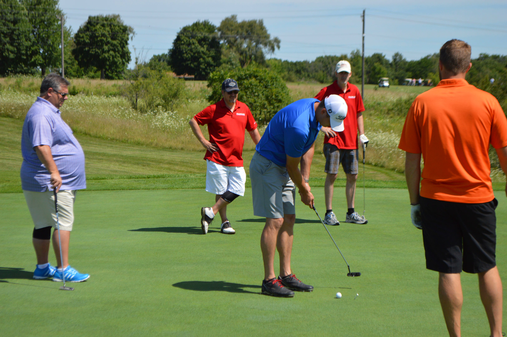 Fitzgibbon Golf Tournament 2016