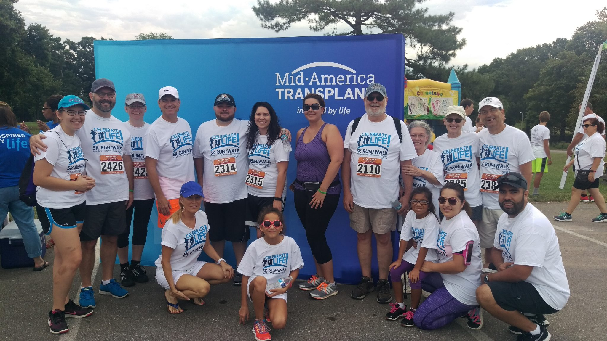 Mid-America Transpant Celebrate Life! 5K Run/Walk