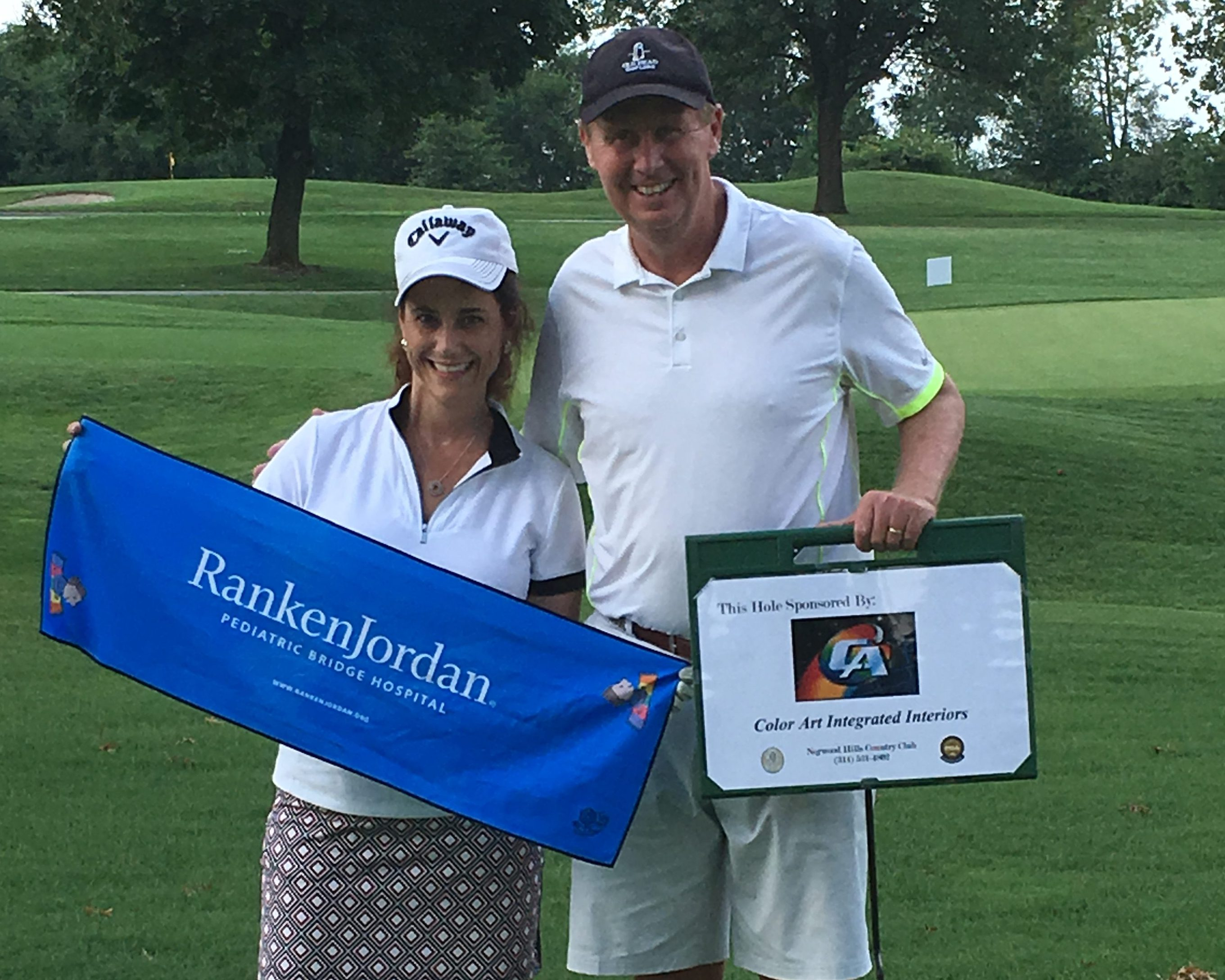 Ranken Jordan Golf Tournament