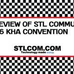 STL had a wild ride at the 2016 KHA Convention!