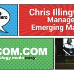 Meet the #STLTechHero Team: Chris Illingworth, Manager, Emerging Markets