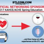 STL is the Official Networking Sponsor for KAHCE/ACHE Spring Education!