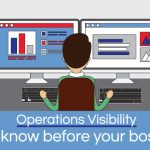 Operations Visibility – How to know before your boss does