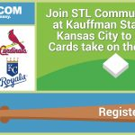 Join STLCOM.Com in Kansas City to see the Cards take on the Royals!