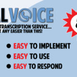 Add Voice Transcription Service to Total Voice!