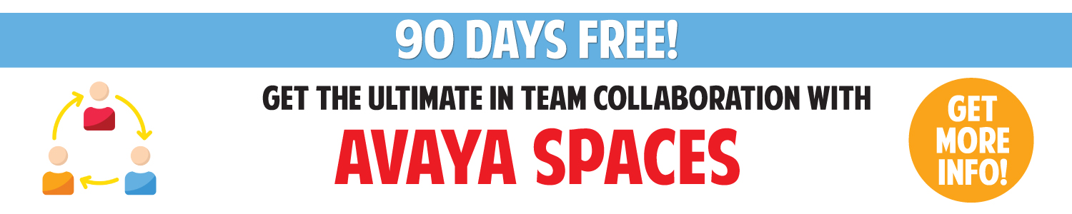 Avaya Spaces free trial