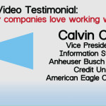 Customer Testimonial From Anheuser Busch Employee Credit Union