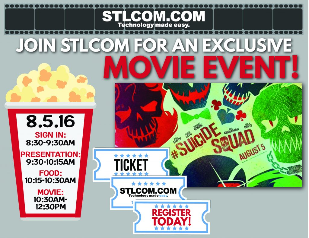 STL Movie Event