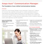 thumbnail of 14_AvayaAuraCommunicationManagerFactSheet4296V2