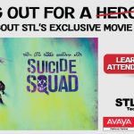 Suicide Squad movie premiere