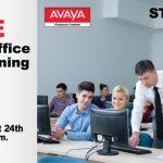 FREE Avaya IP Office Training Class at STL Communications – August 24th!