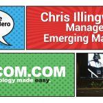 Meet the #STLTechHero Team: Chris Illingworth, Manager, Emerging Markets