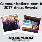 STL Communications goes to the 2017 Arcus Awards!