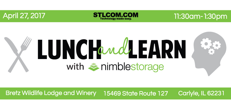 Nimble Storage Lunch and Learn
