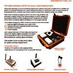 thumbnail of Emergency Call Kit