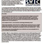 thumbnail of SWIC press release